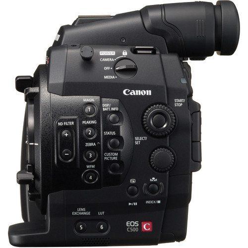 Canon EOS C500 4K