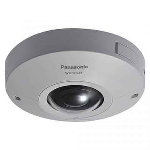 Panasonic WV-SFV481 Outdoor Network Camera