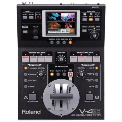 Roland V-4EX Digital Video Mixer