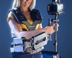 Glidecam X-45 Body-mounted Camera Stabilizer with Anton Bauer Base