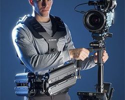 Glidecam X-30 Body-mounted Stabilization System with V-Lock Base