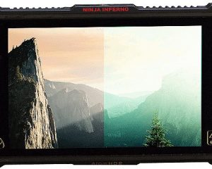 Atomos Ninja Inferno 7-inch 4K HDMI Recording Monitor (Travel Case)