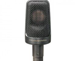 Audio-Technica AE3000 Cardioid Condenser Instrument Microphone