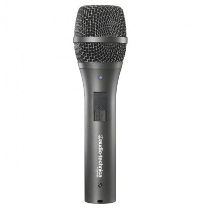 Audio-Technica AT2005USB USB/XLR Cardioid Dynamic Microphone