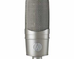 Audio-Technica AT4080 Phantom Powered Bidirectional Ribbon Microphone