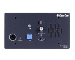 Clear-Com KB-702 2-Channel Flush Mount