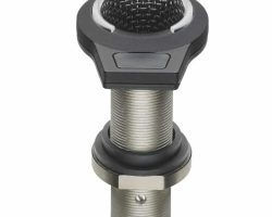 Audio-Technica ES945/LED Omnidirectional Boundary Microphone with LED