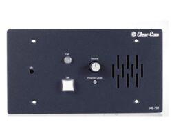Clear-Com KB-701 1-Channel Flush-Mount
