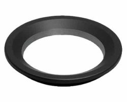 Libec AD-75 75mm Adapter for 100mm Ball Diameter Tripods