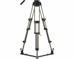 Libec LX-10 2-Stage Tripod System with Floor Spreader