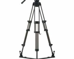 Libec LX-7 Tripod System with Floor Spreader