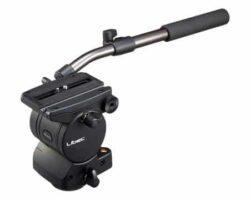 Libec RH-45D Dual Pan and Tilt Fluid Head