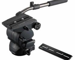 Libec RHP85 Pan and Tilt Fluid Head for RSP-850 Series