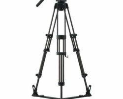 Libec RS-250D 2-Stage Tripod System with Floor Spreader