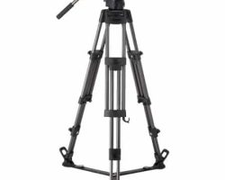 Libec RSP-850 2-Stage Tripod System with Floor Spreader