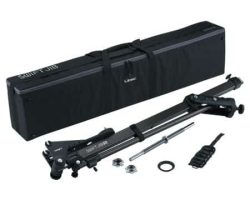 """Libec SWIFT JIB50 Equipped with a telescopic arm extendable to 90cm/35.5"""""""