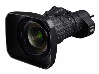 Fujinon UA13x4.5BERD 4K UHD Wide ENG Style Lens