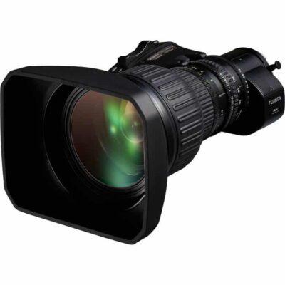 Fujinon UA22x8BERD 4K UHD Telephoto ENG Style Lens