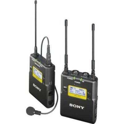 Sony UWP-D11 wireless microphone package