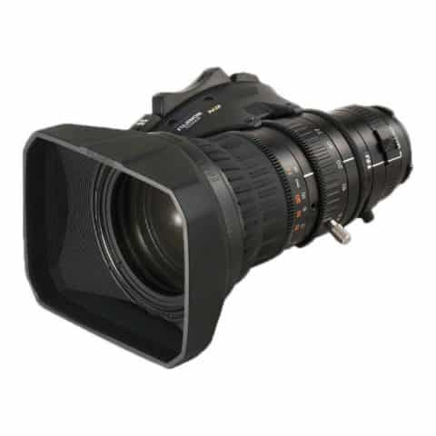 "Fujinon XT20sx4.7BRM 1/3"" eXceed Standard Telephoto ENG Lens"