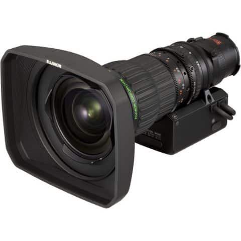 Fujinon ZA12x4.5BEMD Super Wide-Angle Remote Control Lens