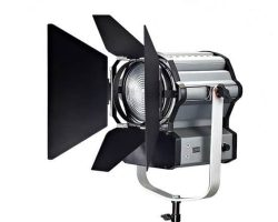 Visio Light ZOOM 200 Fresnel LED Light with High CRI 95% above