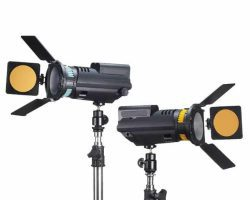 Visio Light ZOOM 10 more powerful output 2x brighter than Zoom 6