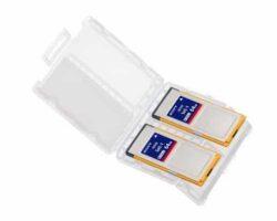 Sony 2SBS64G1C SxS-1 Series 64GB Memory Card Twin Pack