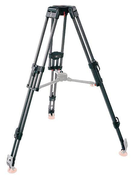 sachtler efp 2 cf 150mm carbon fiber tripod w   quick clamping system