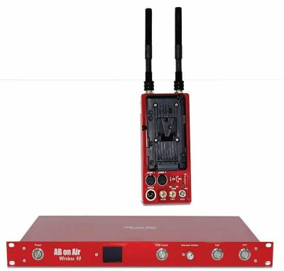 ABonAir AB525 7mSec Delay Wireless Broadcast System