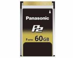 Panasonic AJ-P2E060FG 60GB F Series P2 Card