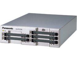 Panasonic AJ-PCD35E Five-Slot P2 Solid-State Memory Drive