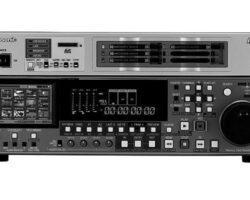 Panasonic AJ-HPD2500E Memory Card Recorder / Player (P2 Deck)