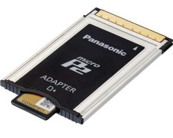 Panasonic AJ-P2AD1G Micro P2 Card Adapter