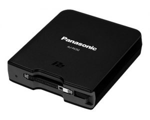 Panasonic AJ-PCD2G Memory Card Drive Compact and Lightweight