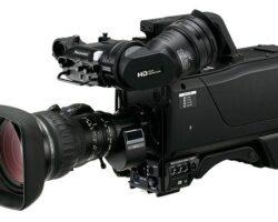 Panasonic AK-HC3800 2/3-type 2.2-megapixel 3CCD HD Studio Camera