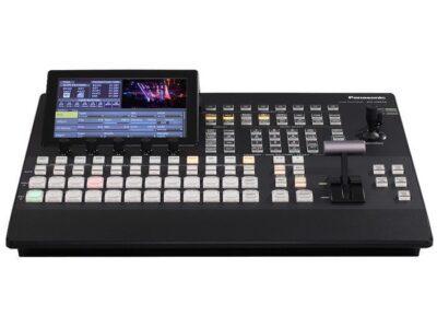 Panasonic AV-HS410 Multi-format HD/SD video switcher with 9+ inputs