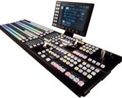 Panasonic AV-HS6000 2ME Live Switcher Standard 34 Inputs/16 Outputs