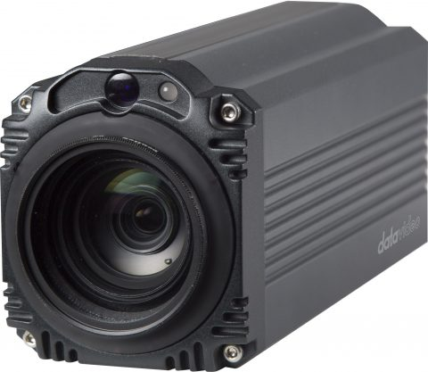 Datavideo BC-200 4K Block Camera Comes with an infrared remote control