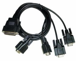 DataVideo CB-28 Tally adapter cable for SE-2800