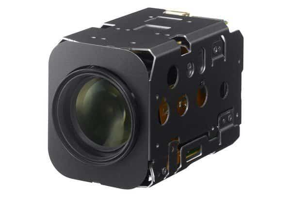 Sony FCB-EV5500 1/3 type Exmor® CMOS image sensor with HD Block Camera