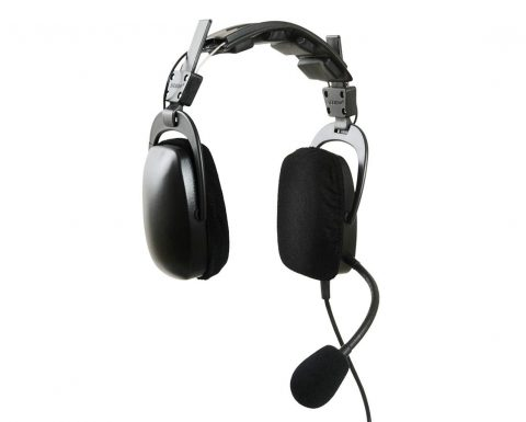 VideoSolutions HD-102 Dual Ear Headset