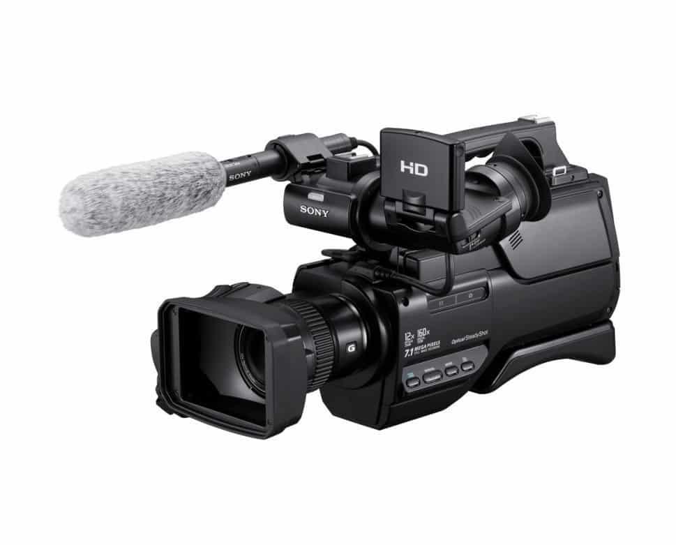 manual camara video sony