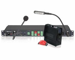 Datavideo ITC-100 Intercom System Supports 8-Way Intercom