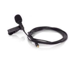 RODE Lavalier Lapel Microphone user friendly Omni-Directional Polar Pattern