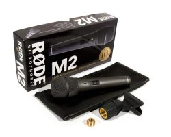 RODE M2 Live Performance Condenser Vocal Microphone