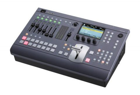 Sony MCS-8M Compact HD/SD Switcher