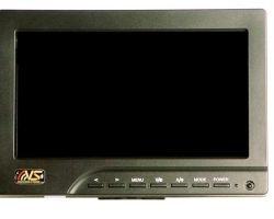 Video Solutions MH-702H 7-inch Monitor designed for professional