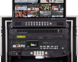 Datavideo MS-2850B HD/SD 8-ch/12-ch Mobile Video Studio