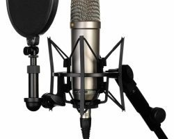 """RODE NT1-A 1"""" Cardioid Condenser Microphone"""